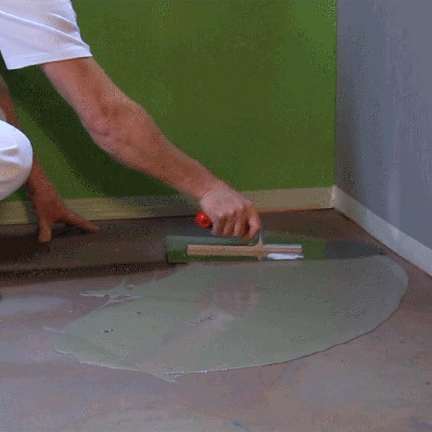 comment appliquer un ragr age en 1 heure 30 leroy merlin. Black Bedroom Furniture Sets. Home Design Ideas