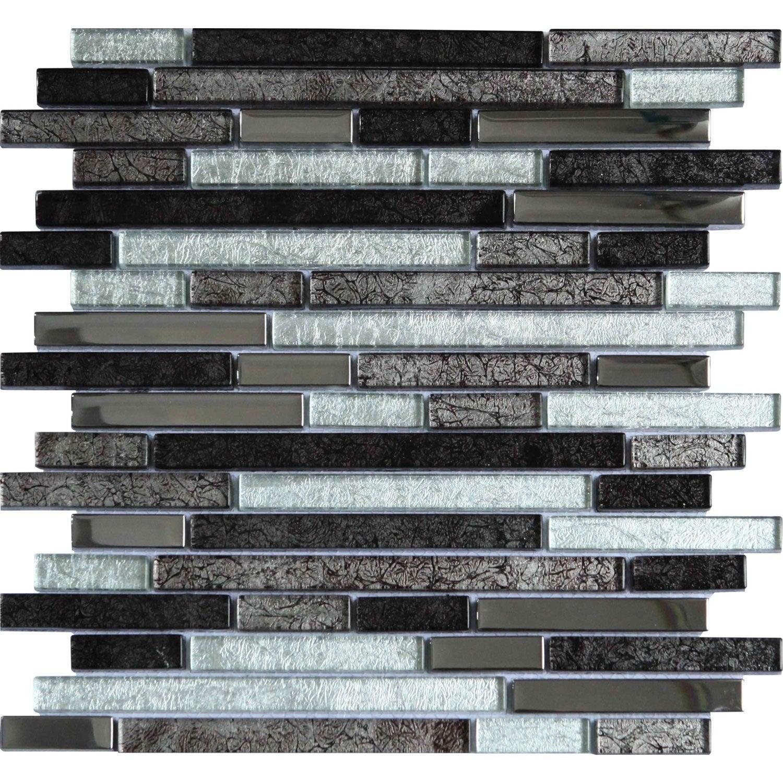Mosa que mur select gris leroy merlin - Mosaique leroy merlin ...