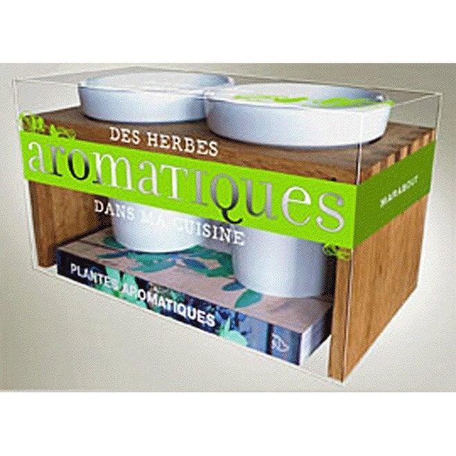 des herbes aromatiques dans ma cuisine hachette leroy merlin. Black Bedroom Furniture Sets. Home Design Ideas