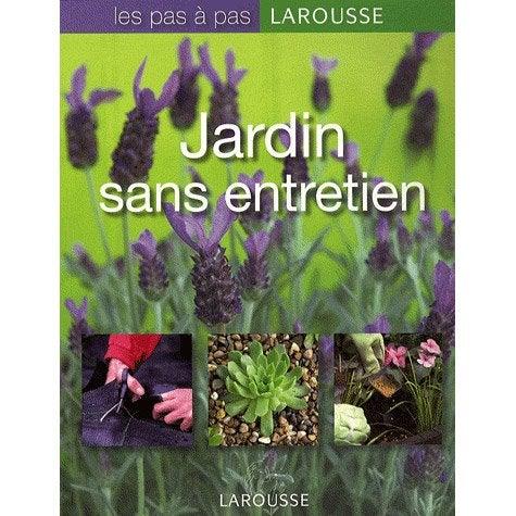 Jardin sans entretien larousse leroy merlin for Produit entretien jardin