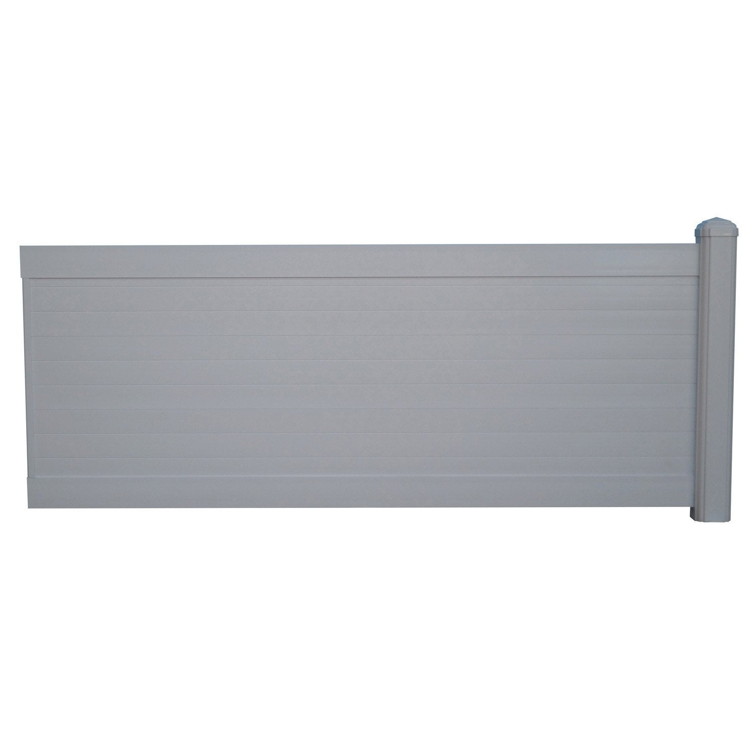 Cl ture pvc europe blanc x cm leroy merlin - Canvas pvc leroy merlin ...