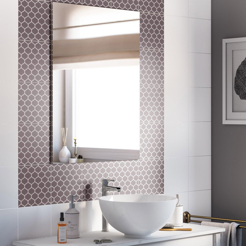 Modele faience salle de bain leroy merlin good salles de for Catalogue salle de bain leroy merlin