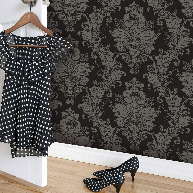 papier peint salle de bain tunisie la rochelle cout de. Black Bedroom Furniture Sets. Home Design Ideas