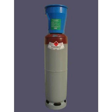 bouteille vide de gaz oxyg ne s05 oxyflam leroy merlin. Black Bedroom Furniture Sets. Home Design Ideas