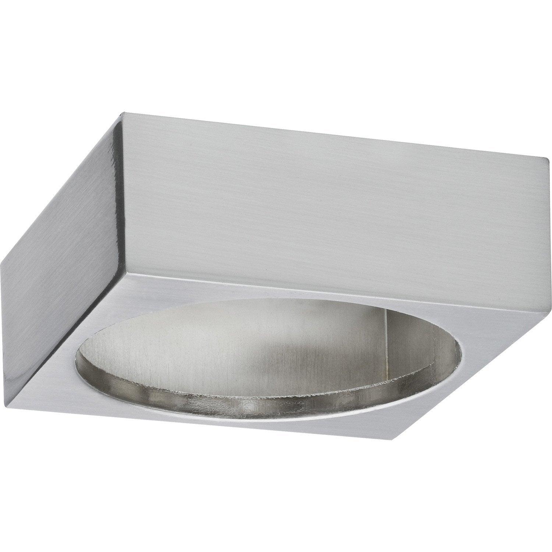 Anneau pour spot fixe à encastrer salle de bain, acier ...