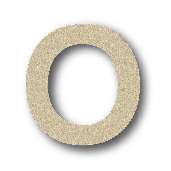 lettre bois majuscule o 6 x 6 cm leroy merlin. Black Bedroom Furniture Sets. Home Design Ideas