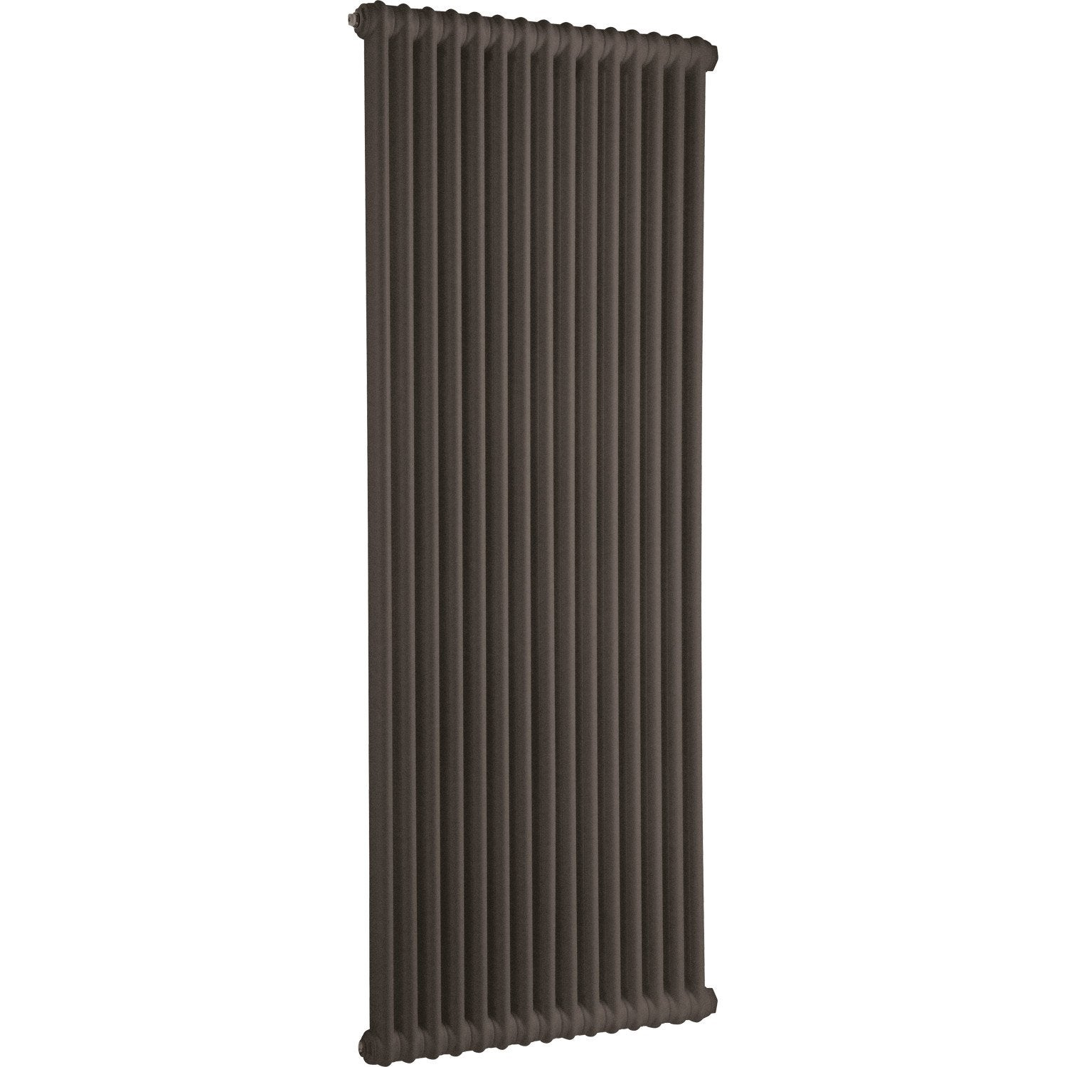 radiateur chauffage central tesi marron cm 1864 w leroy merlin. Black Bedroom Furniture Sets. Home Design Ideas