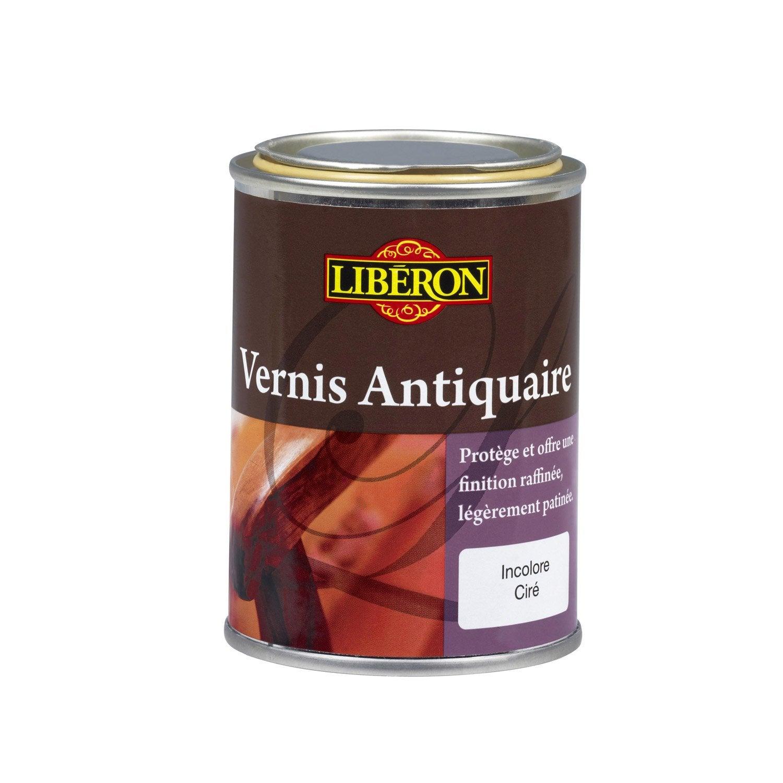 Vernis meuble et objets liberon incolore l leroy for Vernis beton leroy merlin