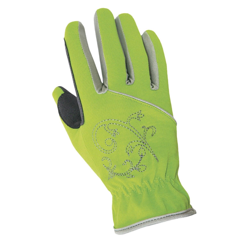 gants multiusage petits travaux vert taille 7 s. Black Bedroom Furniture Sets. Home Design Ideas