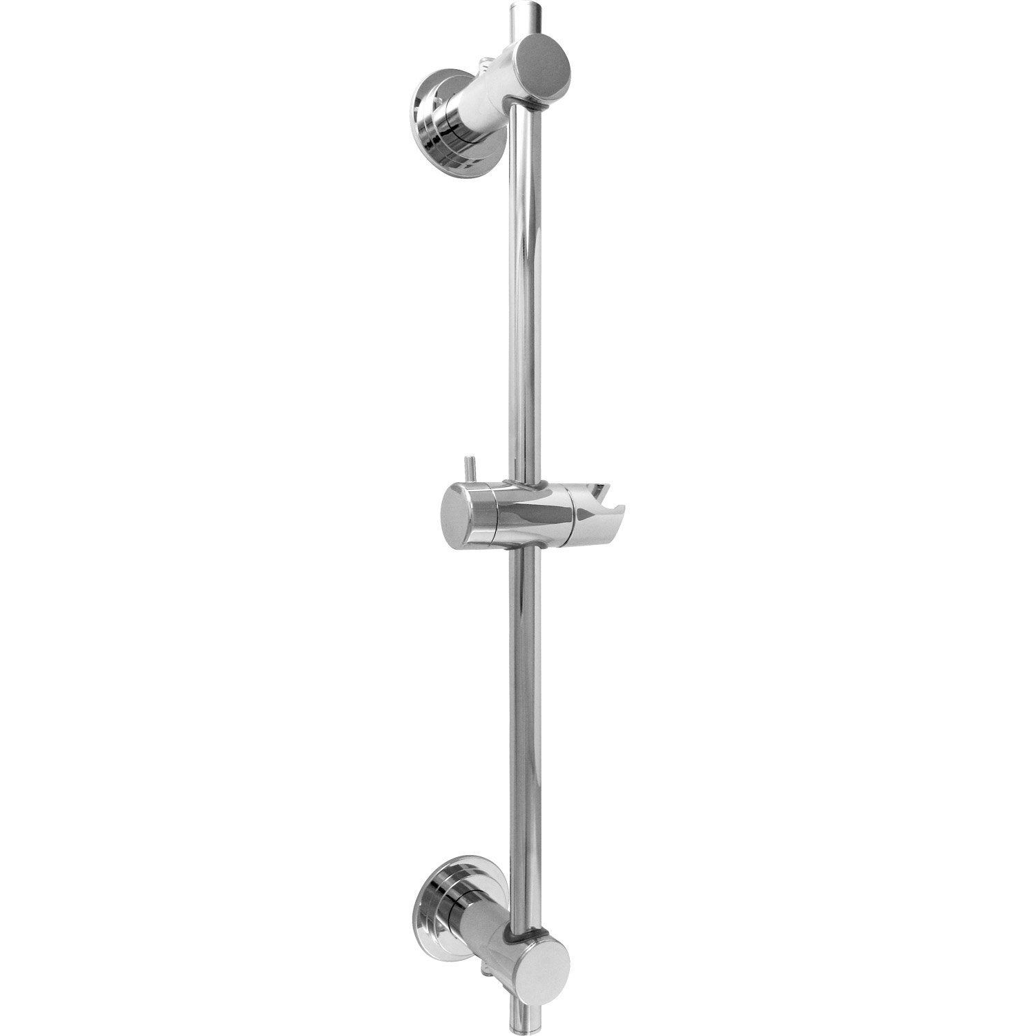 Barre de douche chrome a ventouses leroy merlin - Chaise douche leroy merlin ...