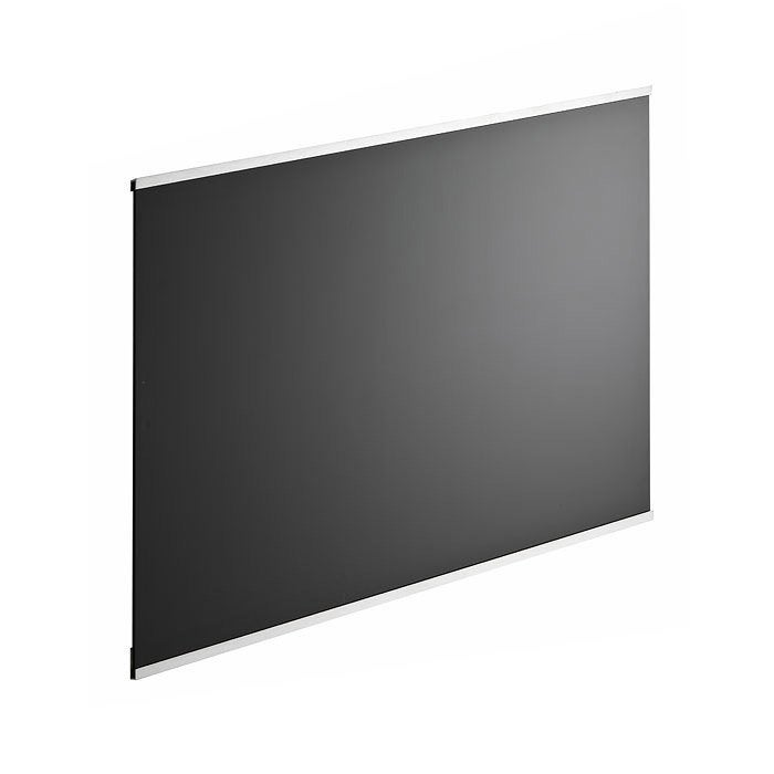 fond de hotte verre dark noir cm x cm leroy merlin. Black Bedroom Furniture Sets. Home Design Ideas