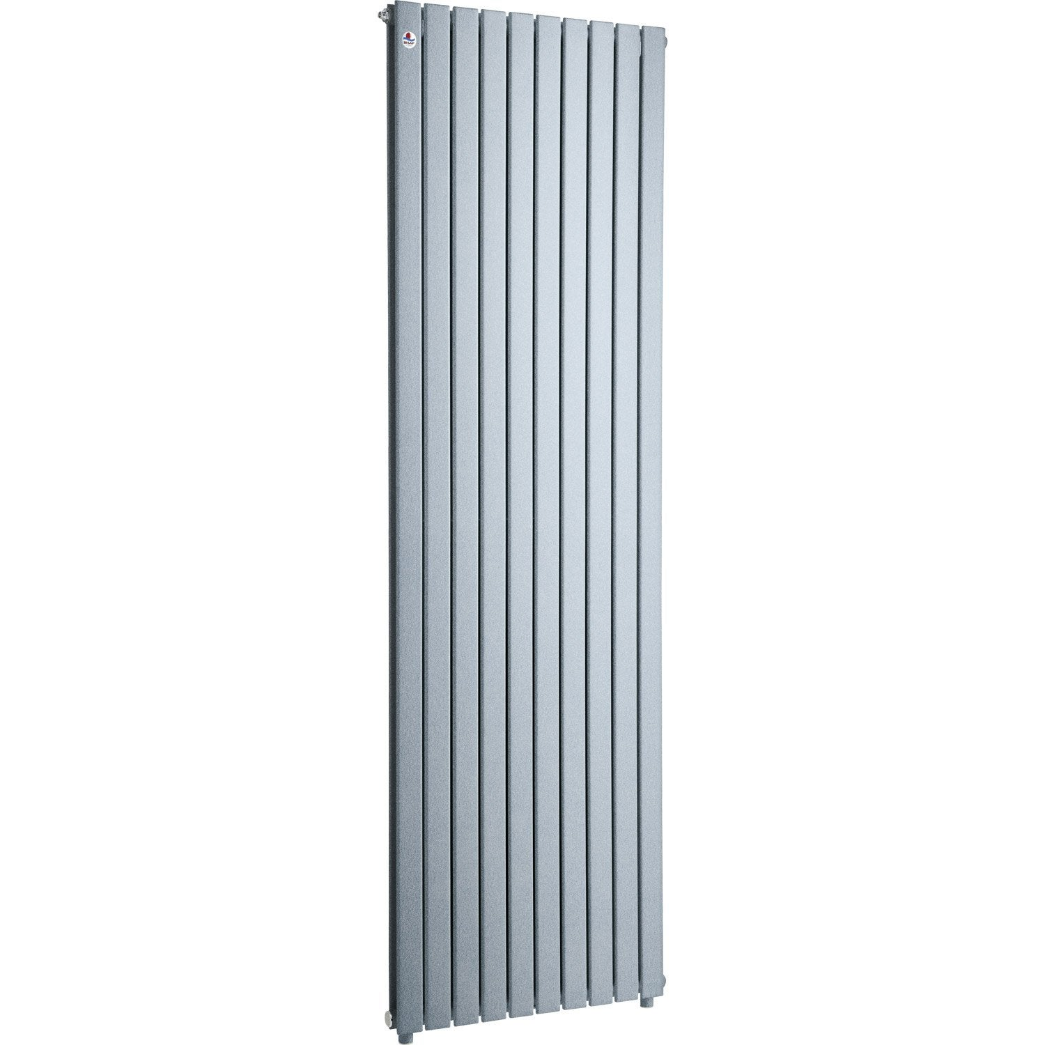 radiateur chauffage central piano bleu cm 1557 w leroy merlin. Black Bedroom Furniture Sets. Home Design Ideas