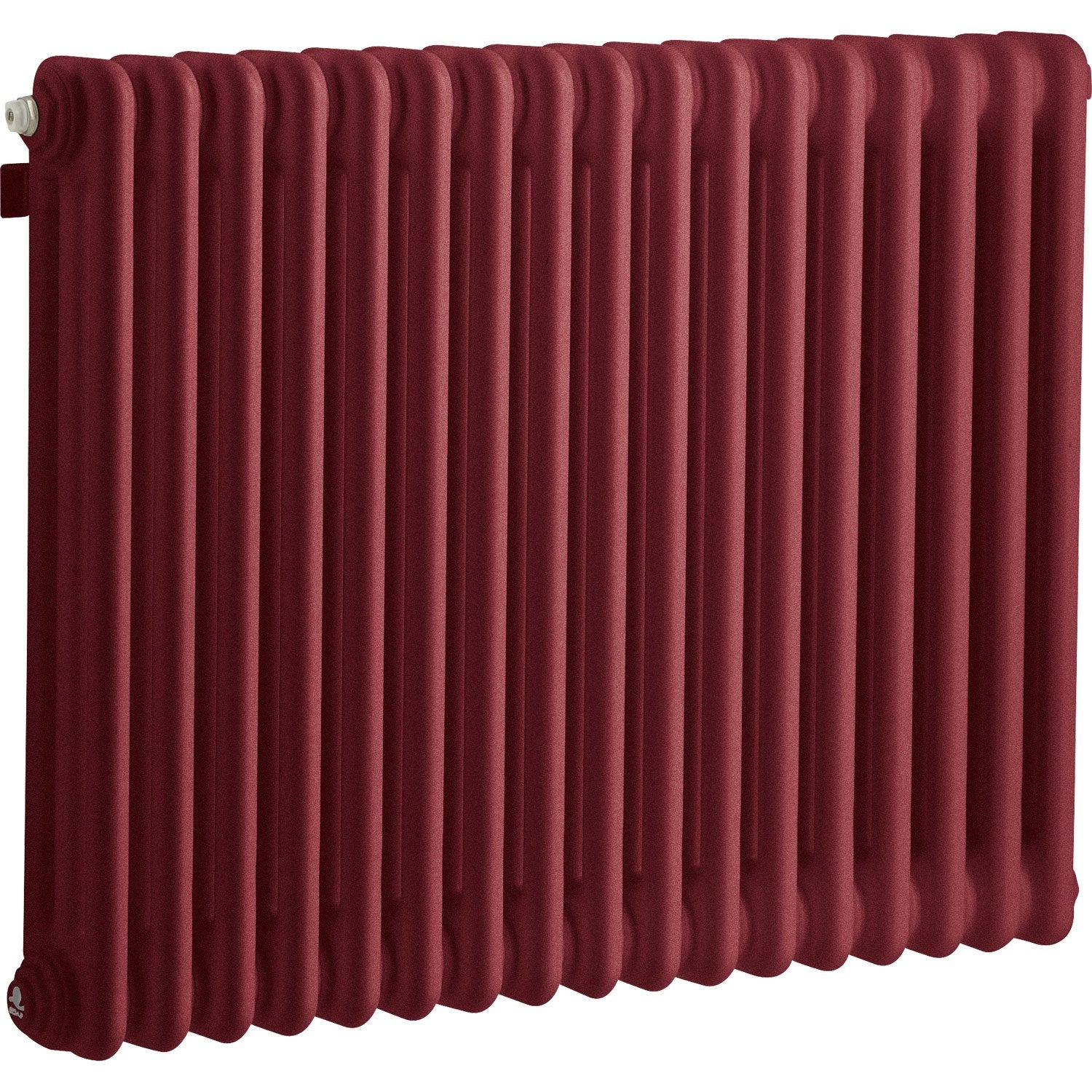 radiateur chauffage central tesi rouge cm 1030 w leroy merlin. Black Bedroom Furniture Sets. Home Design Ideas