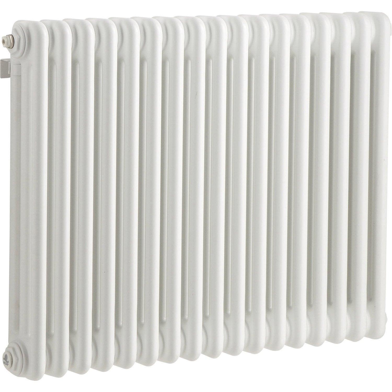 Radiateur chauffage central irsap tesi cm 1030 w leroy merlin - Prix radiateur fonte chauffage central ...