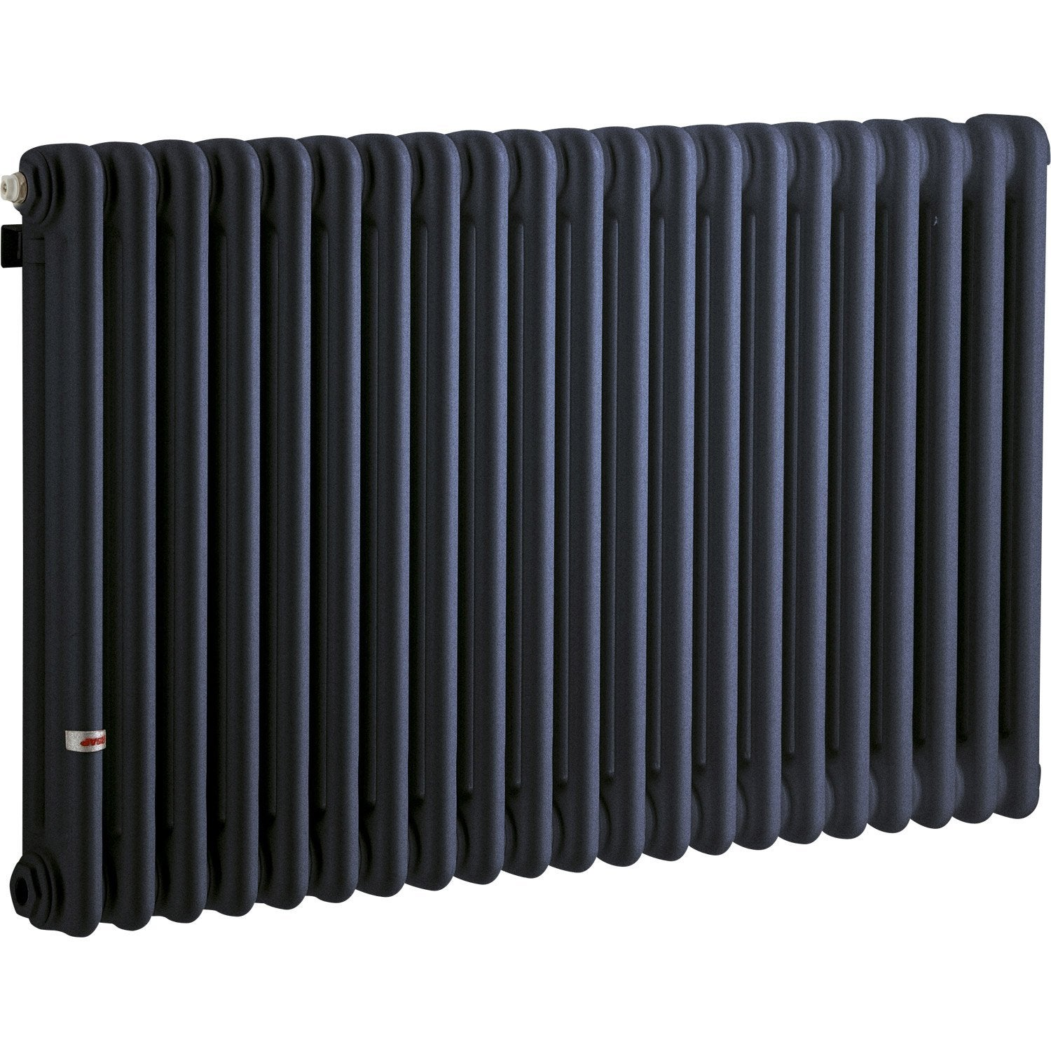 radiateur chauffage central tesi bleu cm 1858 w leroy merlin. Black Bedroom Furniture Sets. Home Design Ideas