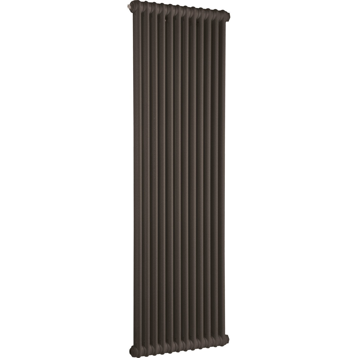 radiateur chauffage central acier tesi 2 tabac. Black Bedroom Furniture Sets. Home Design Ideas