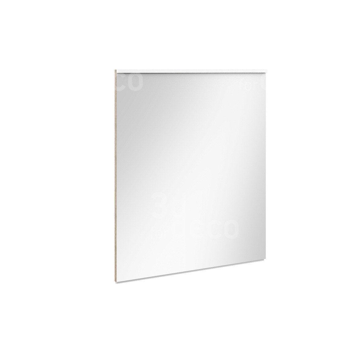 miroir avec clairage int gr l 90 cm eden leroy merlin. Black Bedroom Furniture Sets. Home Design Ideas