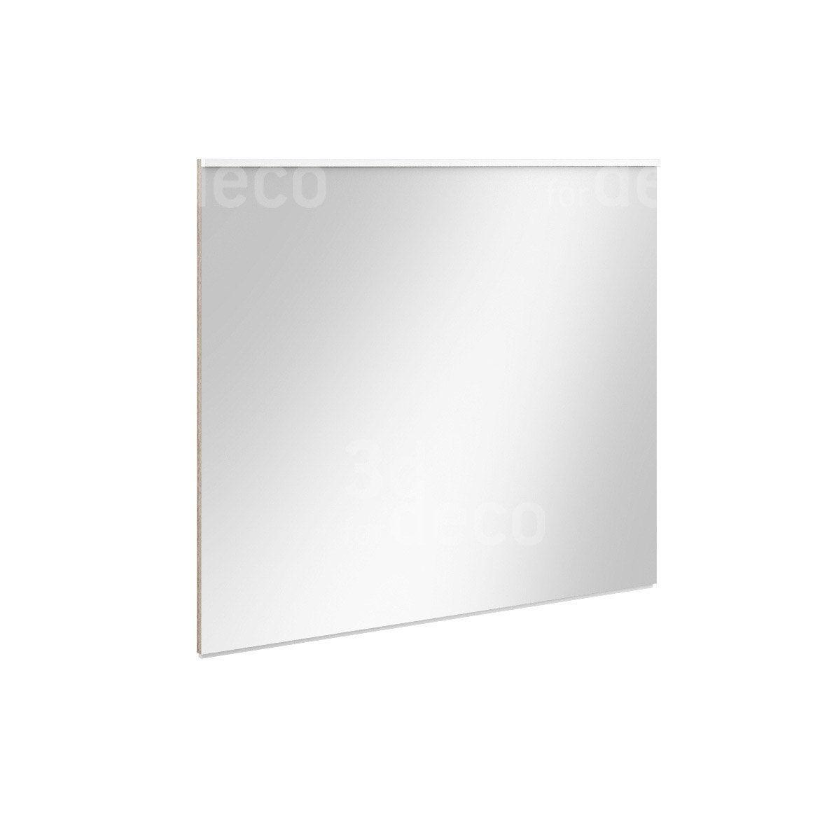 Miroir avec clairage int gr l 120 cm eden leroy merlin - Miroir a coller leroy merlin ...