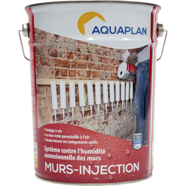 Recharge pour kit antihumidit iko wall injector 5 l incolore leroy merlin - Bassins om leroy merlin te zetten ...