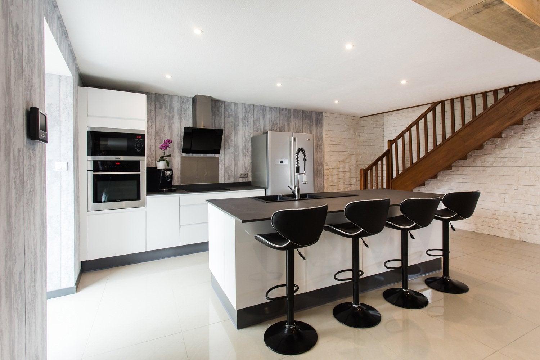 la cuisine de karine orvault leroy merlin. Black Bedroom Furniture Sets. Home Design Ideas