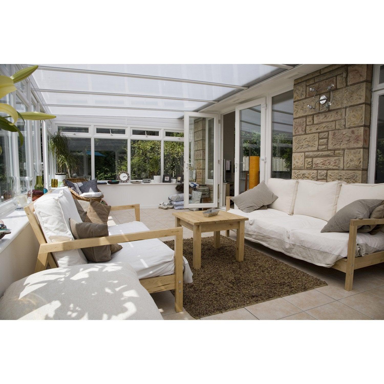 plaque plat polycarbonate claire l x l 3 m leroy merlin. Black Bedroom Furniture Sets. Home Design Ideas