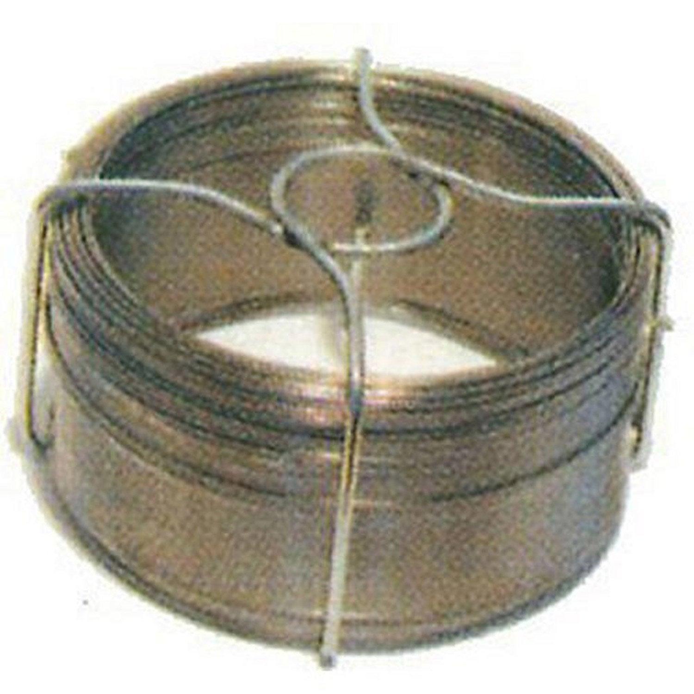 Fil en inox diam 0 8 mm 50 m leroy merlin - Fil de fer leroy merlin ...