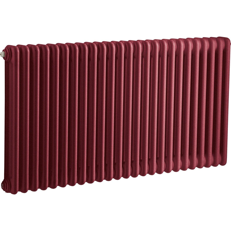 radiateur chauffage central tesi rouge cm 1515 w. Black Bedroom Furniture Sets. Home Design Ideas