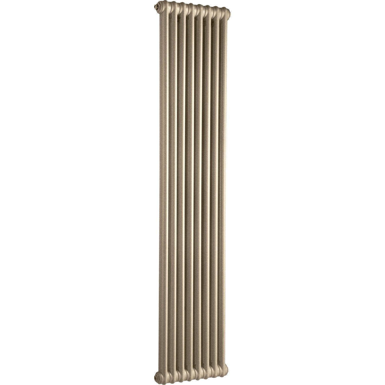 radiateur chauffage central acier tesi 2 sunstone 994w leroy merlin. Black Bedroom Furniture Sets. Home Design Ideas