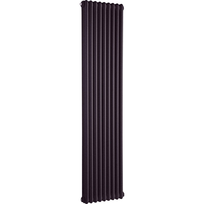 radiateur chauffage central tesi bleu cm 1520 w leroy merlin. Black Bedroom Furniture Sets. Home Design Ideas