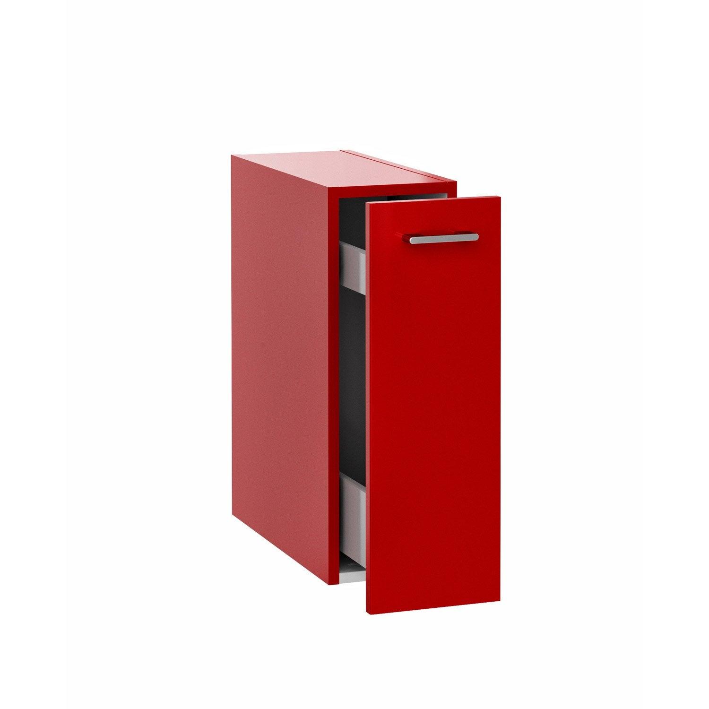 Meuble cuisine 20 cm largeur maison design for Meuble 20 cm largeur