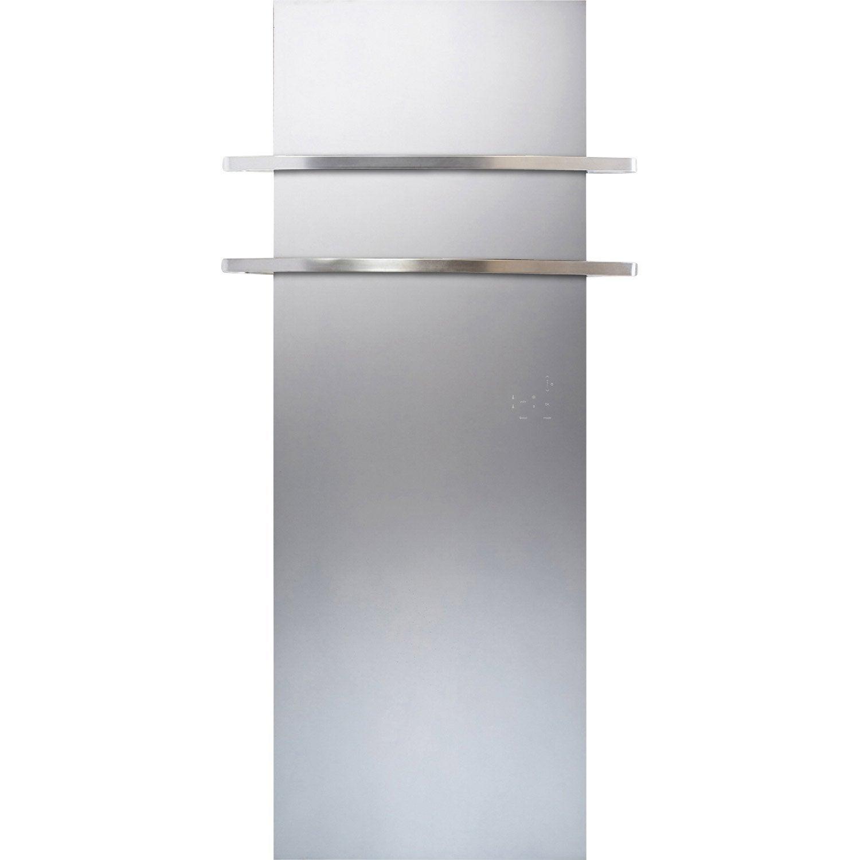 S che serviettes lectrique rayonnement thermovit 740 w for Porte serviette soufflant
