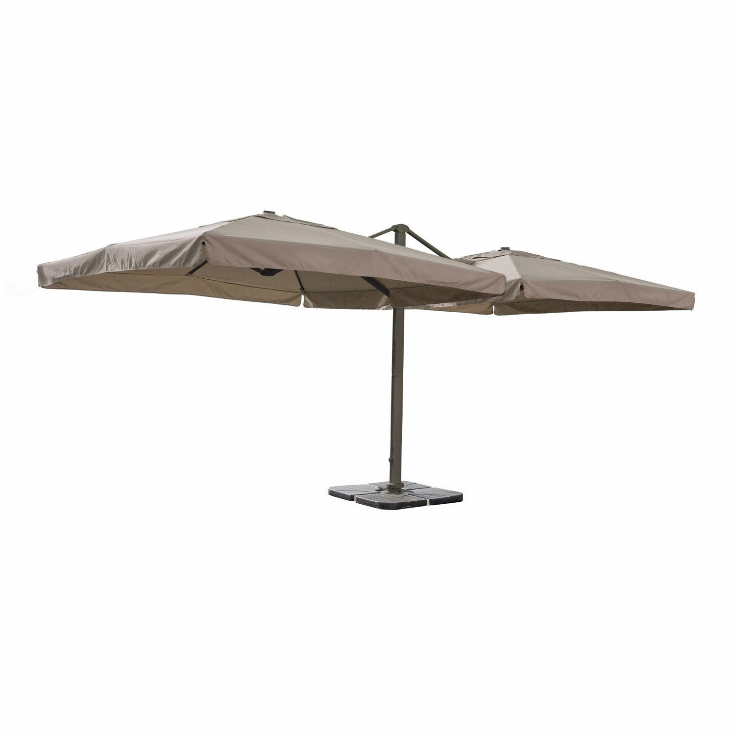 Parasol deporte inclinable awesome le pack parasol dport - Parasol deporte inclinable leroy merlin ...