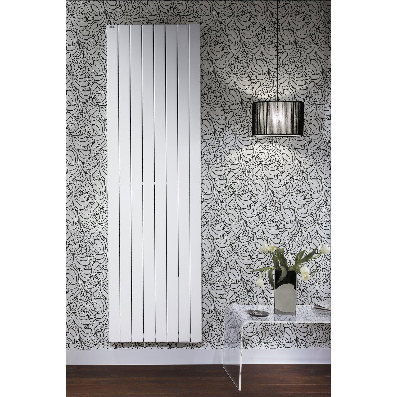 radiateur lectrique inertie fluide acova 080006342 1000 w leroy merlin. Black Bedroom Furniture Sets. Home Design Ideas