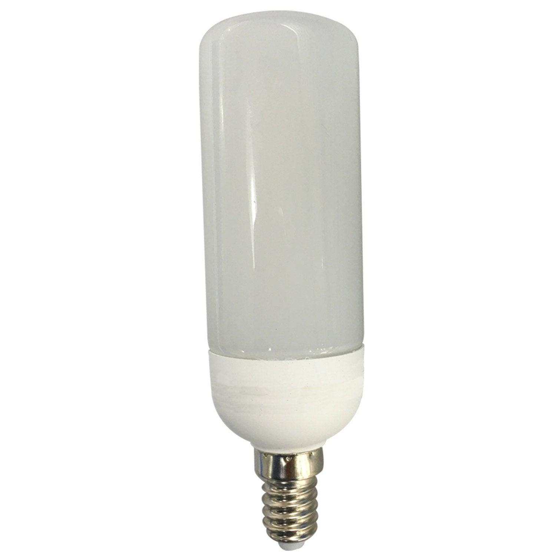 ampoule tube led 9 5w 1055lm equiv 75w e14 4000k. Black Bedroom Furniture Sets. Home Design Ideas