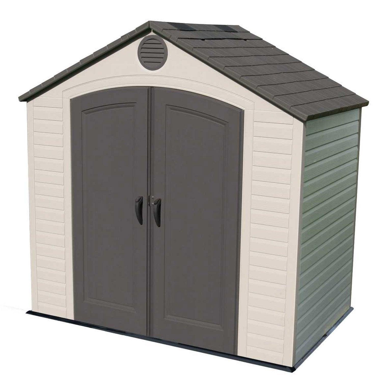 abri de jardin r sine sentinel 6418 m mm. Black Bedroom Furniture Sets. Home Design Ideas