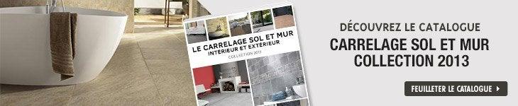 mosa que galet carrelage sol et mur leroy merlin. Black Bedroom Furniture Sets. Home Design Ideas