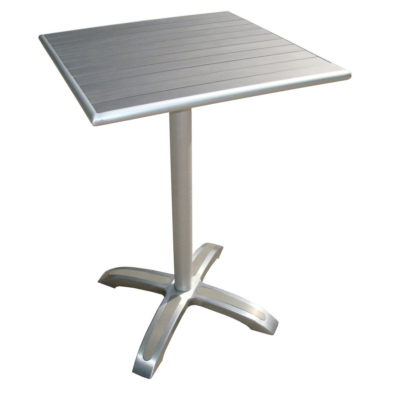 Table de jardin carr e boston naterial leroy merlin - Table jardin naterial villeurbanne ...