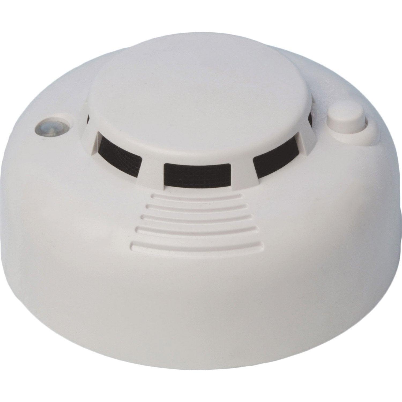 detecteur fumee interconnectable. Black Bedroom Furniture Sets. Home Design Ideas