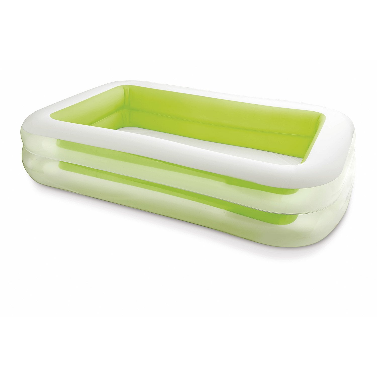 Piscine rectangulaire gonflable for Piscine hors sol 1m30
