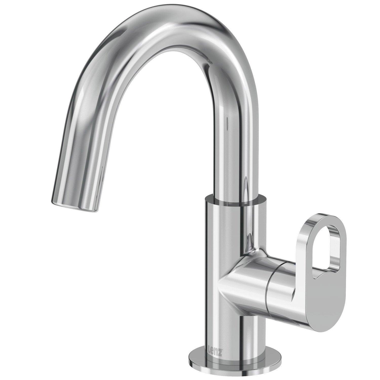 Robinet de lave mains eau froide chrom bow leroy merlin for Prix d un robinet de cuisine