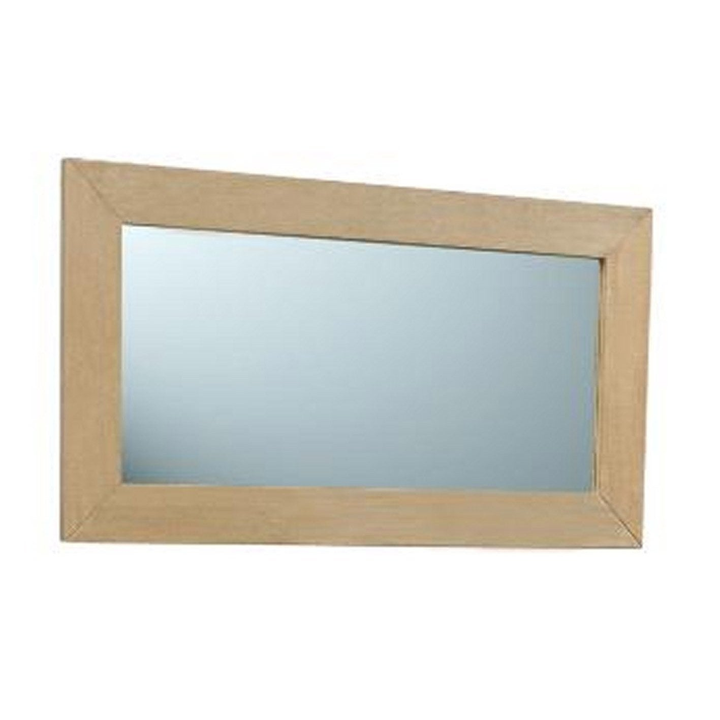 Miroir l 90 cm surabaya iv leroy merlin for Grand miroir leroy merlin