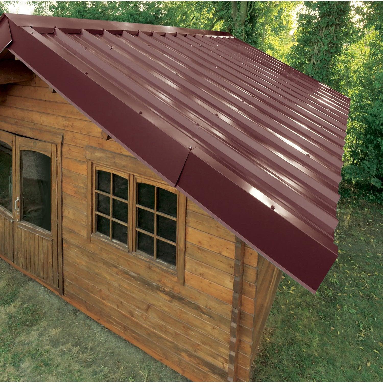 Luxe toiture abri de jardin id es de salon de jardin - Toiture abri de jardin leroy merlin ...
