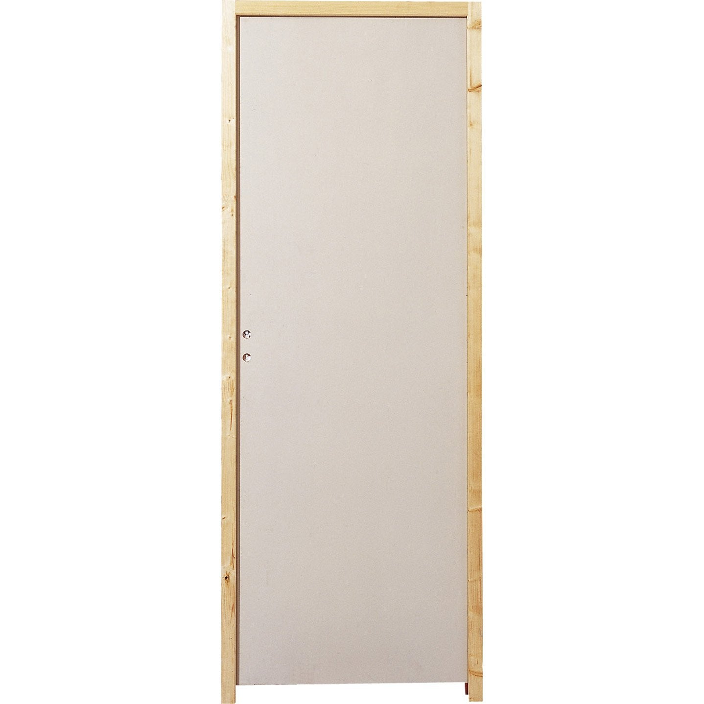 Bloc porte isoplane isoplane x cm poussant for Prix porte interieure vitree