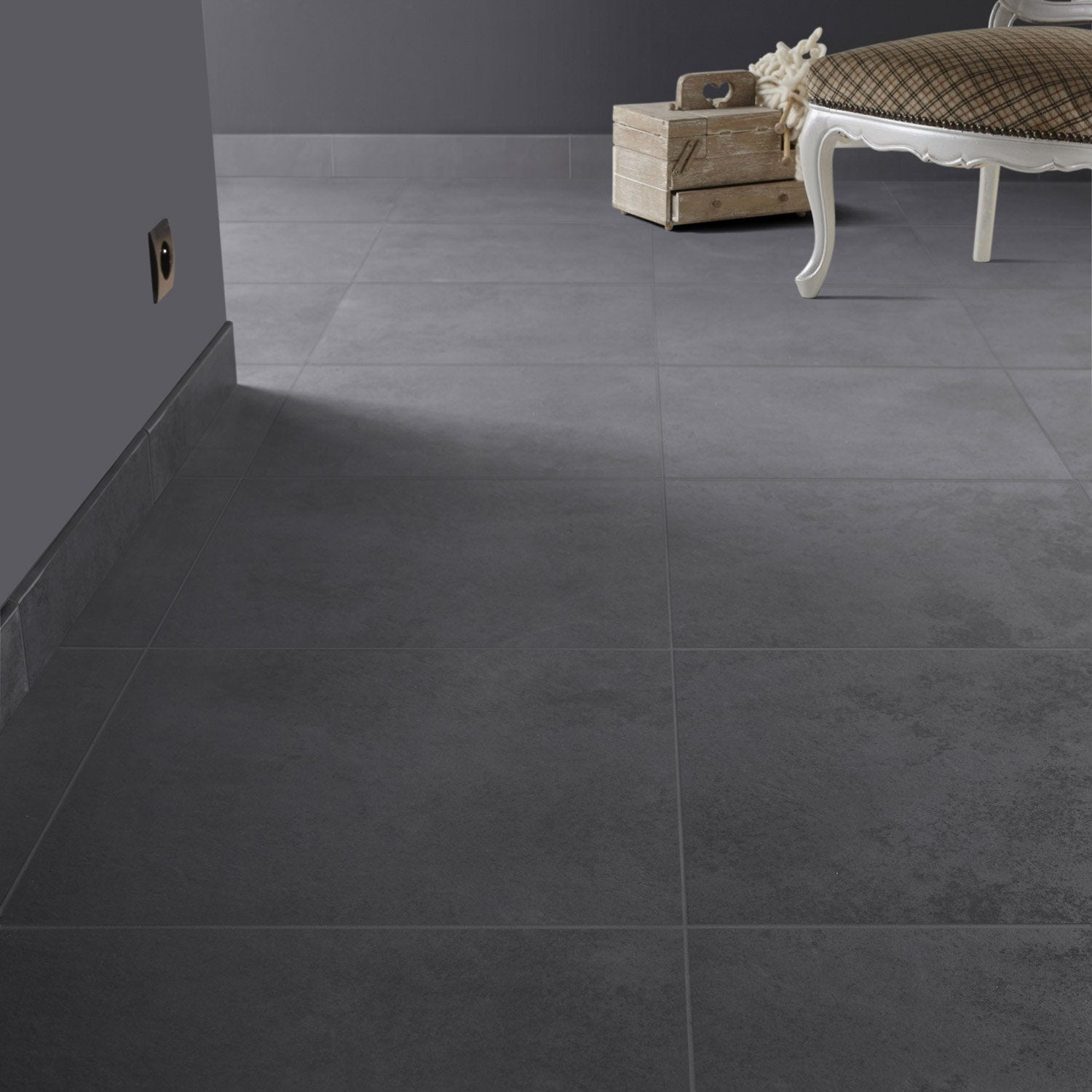 Carrelage beton cire leroy merlin maison design for Carrelage harlem leroy merlin