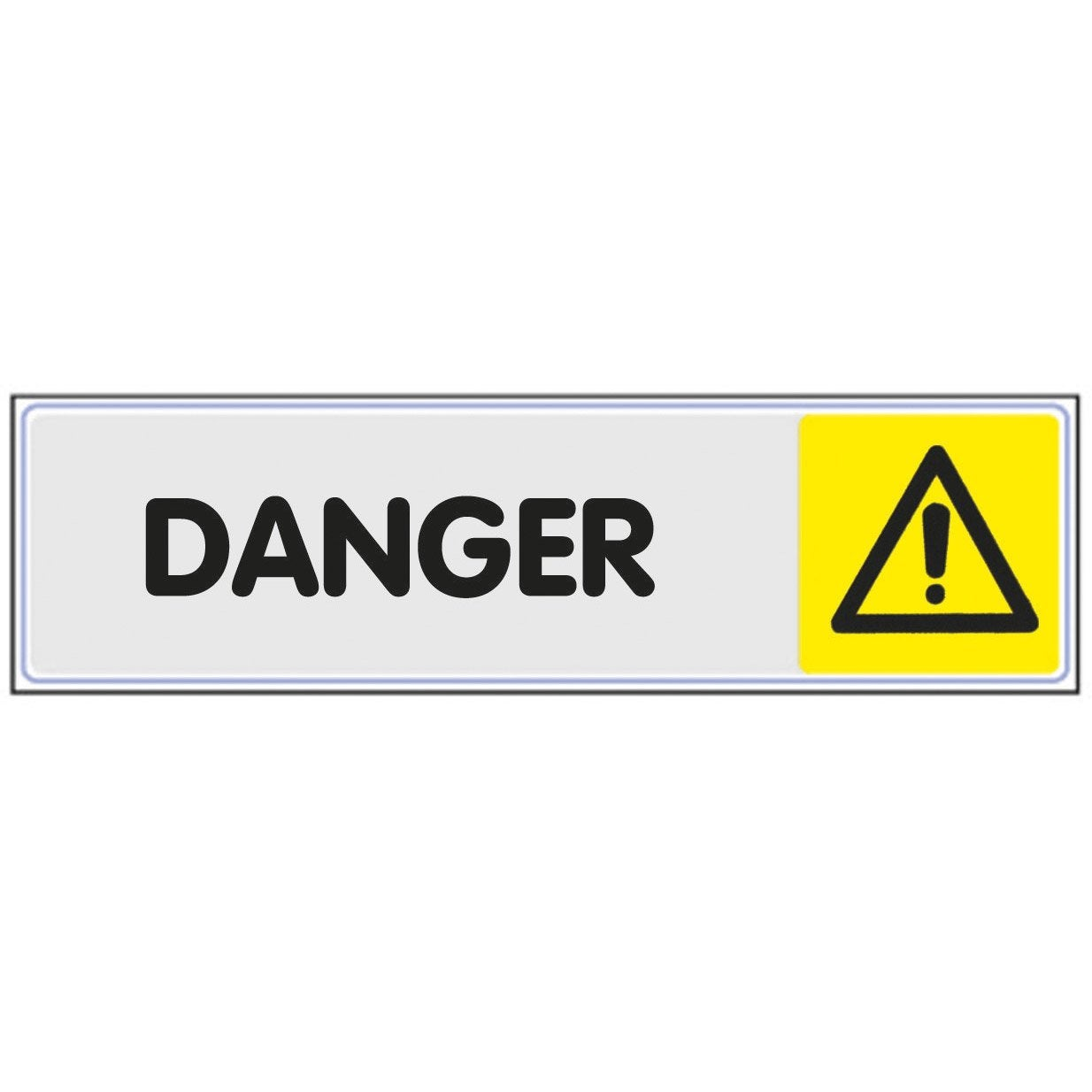 Plaque plexiglass danger en plastique leroy merlin for Plaque de cuisson leroy merlin