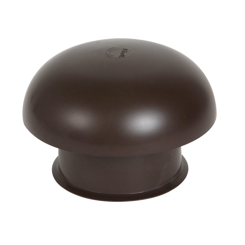 chapeau de ventilation collerette d 39 tanch it pvc rouge. Black Bedroom Furniture Sets. Home Design Ideas