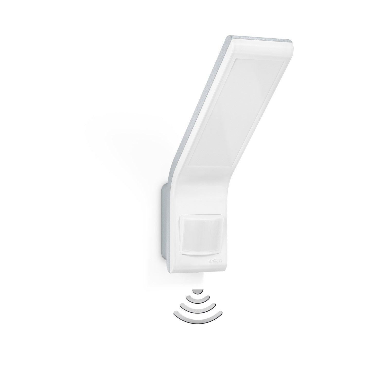 projecteur fixer d tection ext rieur led int gr e. Black Bedroom Furniture Sets. Home Design Ideas