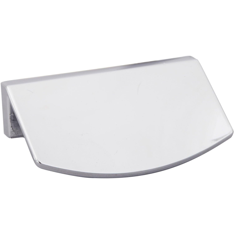Bouton de meuble vitre plastique chrom leroy merlin - Vitre plastique transparent leroy merlin ...