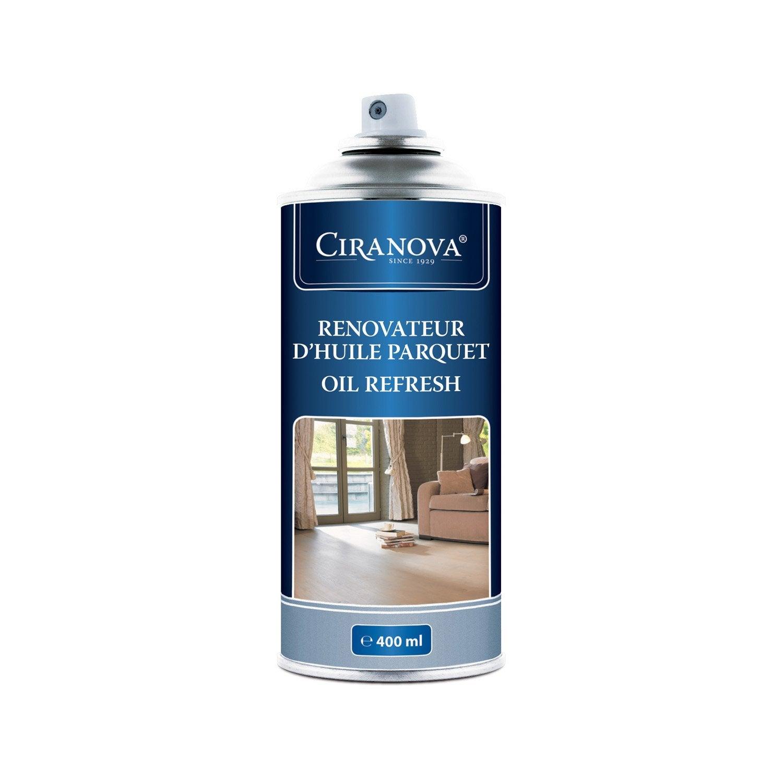 R novateur d 39 huile parquet huil ciranova 400 ml leroy merlin - Huile parquet leroy merlin ...