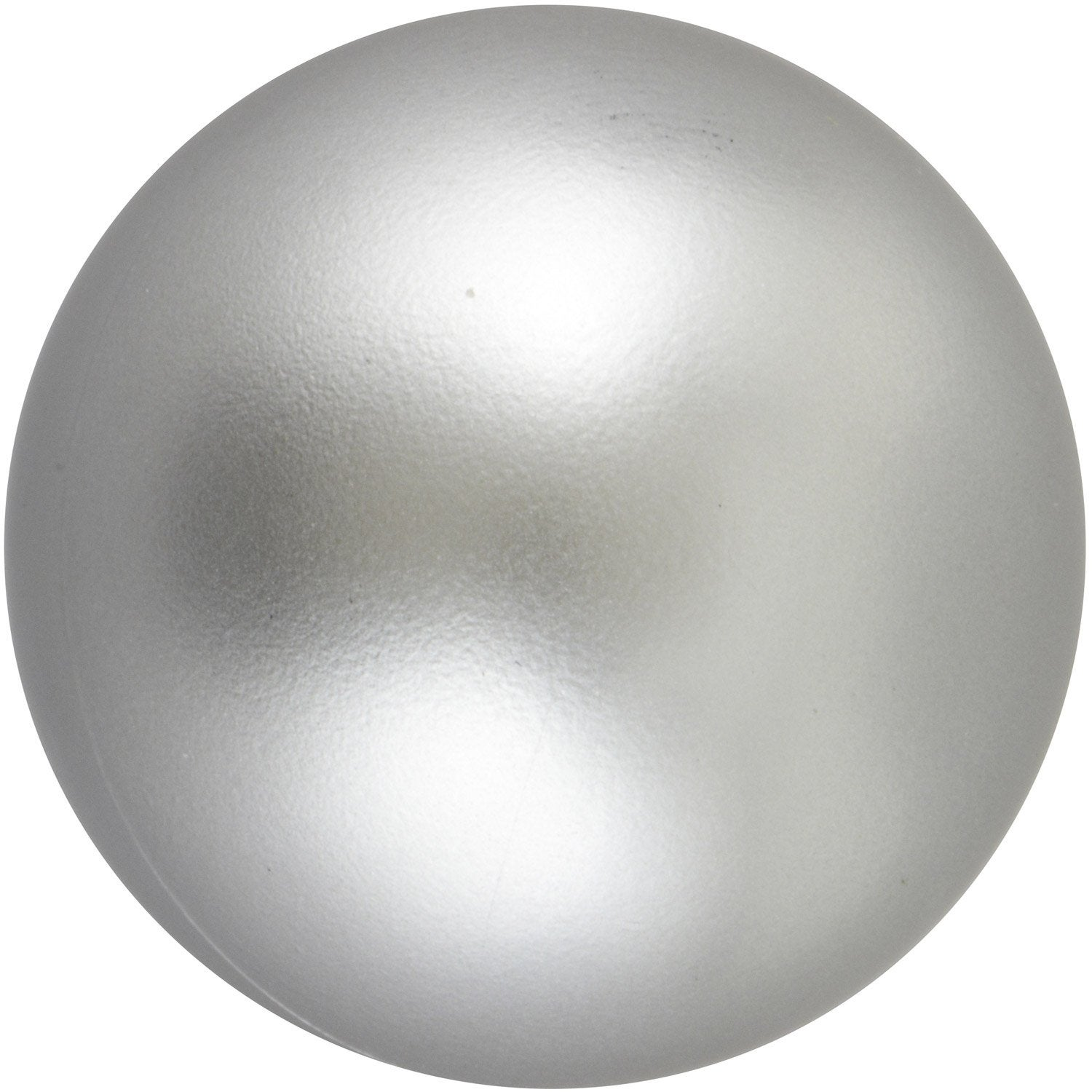 bouton de meuble boule plastique nickel 233 leroy merlin